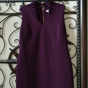 Purple Sleeveless Calvin Klein Dress NWT
